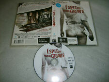 DVD *I SPIT ON YOUR GRAVE* 2010 Brutal Re-Make of the Original Horror - Region 4