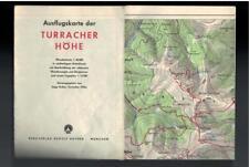 Ausflugskarte  - Turracher Höhe Sepp Huber