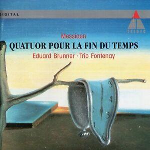 Messiaen - Quatuor pour la fin du Temps / Eduard Brunner · Trio Fontenay