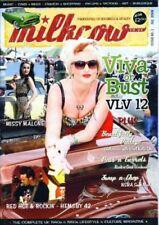 ISSUE 1 MILKCOW MAGAZINE RETRO, 40s 50s VINTAGE, HOT ROD, MINT UNREAD CONDITION