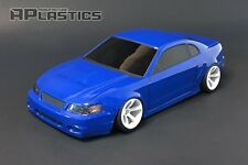 RC Body Car Drift Touring 1:10 Ford Mustang Cobra GT 2003 style APlastics New