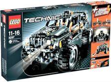 Lego Technik 8297 - großer Geländewagen mit  OVP