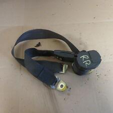 BENTLEY TURBO RT 1996 ROLLS    RH REAR SEAT BELT & STALK / CLASP O/S
