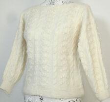 Markenlose Damen-Pullover aus Wollmischung