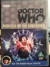 Doctor Who - revenge of the cybermen special edition REGION 2 - OFFICIAL BBC DVD
