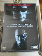 DVD - Terminator 3 - Rebellion der Maschinen (2003) Schwarzenegger