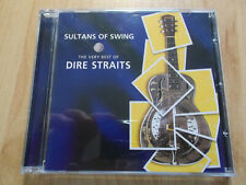 DIRE STRAITS CD: SULTANS OF SWING/THE VERY BEST OF (WIE NEU)