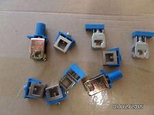 Wieland WAK /2 16² blau Anschlusskleme Cu Schiene 10x 3 WAK /3 35² Hutschiene