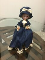 Vintage Bradley Dolls Mary Todd Lincoln Doll Excellent Condition