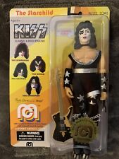 """Mego Music Icons KISS The Starchild 8"""" Figure Limited # 1333/10000 FREE SHIPPING"""