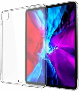 Coque iPad Pro 12.9'' 2020 et 2018 gel souple et incassable
