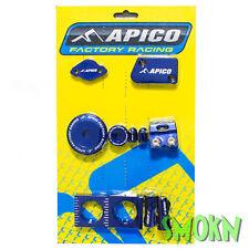 Apico Factory bling-pack Yamaha YZF YZ 250 F YZ 450 F 14-18 Blue