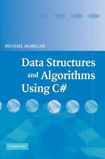 Data Structures and Algorithms Using C# by Michael McMillan (2007, Hardcover)