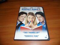 Bridget Jones Diary (DVD Widescreen 2001) Renee Zellweger