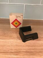 vintage Polaroid SX-70 Land Camera LENS SHADE #120 in original box
