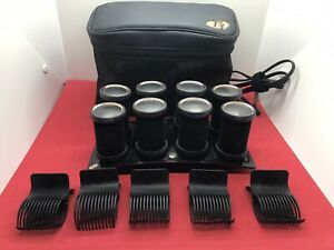 T3 Micro Voluminous Hot Rollers With a Case