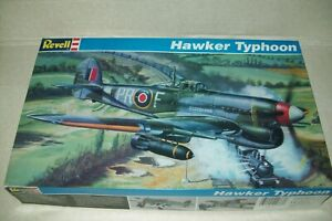 REVELL HAWKER TYPHOON    1:32 scale  kit