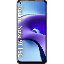 "Xiaomi Redmi Note 9t 128gb Daybreak VIOLA NUOVO DUAL SIM 6,53"" Smartphone Cellulare OVP"