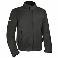 Oxford Harrington Motorbike Motorcycle Textile Jacket Black