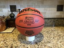 Official Wilson 2012 NCAA Final Four Game Ball Leather Basketball Evolution