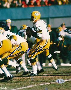 Bart Starr HOF 77 Packers Signed Auto 8x10 Photo SB I II Champs ~ BAS Auth COA