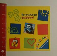 Aufkleber/Sticker: Ravensburger Spieleland (020816134)
