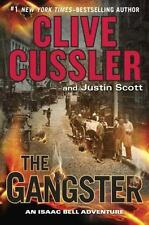 The Gangster  (ExLib) by Clive Cussler; Justin Scott