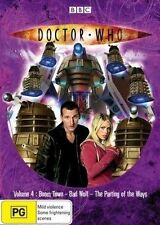 Doctor Who Season Series 1 Volume 4 - New/Sealed DVD Region 4