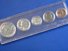 1960 US Silver Proof Set In Plastic Holder B5163