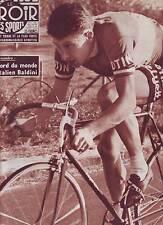 24/09/56 miroir des sports n°593 GP DES NATIONS ANQUETIL BALDINI RECORD DU MONDE