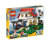 LEGO 5771 Creator Hillside House - CREAT0R 3-IN-1 -GENUINE- RARE - RETIRED BNIB