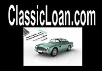 Classic Loan .com Domain Name For Sale House Boat Cars Airplanes Motorcycle Cash