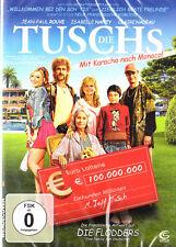 Die Tuschs - Mit Karacho nach Monaco! DVD mit Wendecover, NEU & OVP