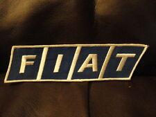 Fiat Patch - Large - New  Original Vintage - NOS