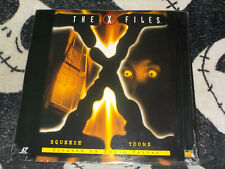 X-Files Squeeze/ Tooms Laserdisc LD Free Ship $30