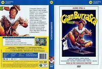 Alvaro Vitali - GIAN BURRASCA (1982) di Pier Francesco Pingitore DVD EX NOLEGGIO