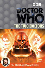 DOCTOR WHO - THE TWO DOCTORS - DVD - REGION 2 UK