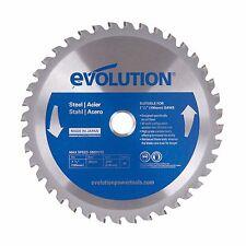 """Evolution 7-1/2"""" Mild Steel Blade 7-1/2BLADEST"""