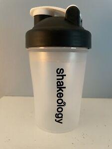 12 oz Shakeology shaker cup