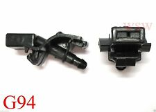 Windshield Water Washer Nozzle Jet Spray Pair Fit For Toyota Corolla Altis Camry