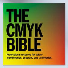 CMYK colore SWATCH BOOK for Creative, design grafico, branding, pubblicità