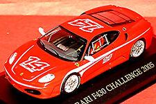 Ferrari F430 Desafío 2005 #14 Rojo Rojo 1:43 IXO FER047
