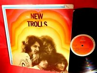 NEW TROLLS Same LP 1980 ITALY EX+ IT PROG
