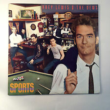 Huey Lewis and The News SPORTS Chrysalis Records FV41412