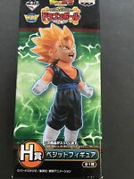 Dragon Ball Z ANIME World Collectable WCF Figure H Prize VEGETTO Ichiban Kuji
