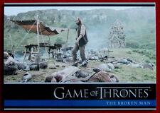 GAME OF THRONES - Season 6 - Card #21 - THE BROKEN MAN C - Rittenhouse 2017