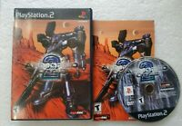 Armored Core 2 (Sony PlayStation 2, 2000) PS2 CIB Complete With Manual Tested