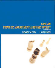 NEW Cases: Strategic Management and Business Policy (10th Edition)