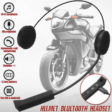 Helmet Headset Speaker Accessory Bluetooth CSR Motorcycle Intercom Interphone