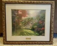 Thomas Kinkade Stairway To Paradise Library Edition Home Interiors
